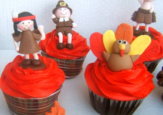 Thanksgiving Cupcake Ideas For Holidays_14
