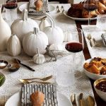 Last Minute Thanksgiving Holiday Decor and Tablescaping Ideas