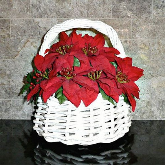 Traditional Christmas Gift Basket Idea_18