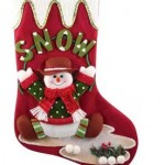 Hanging Christmas Stockings for Holidays