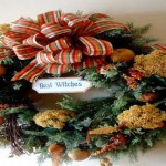 Holiday Door Wreaths, Thanksgiving
