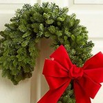 Holiday lodging Wreath and Garland