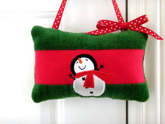 Door Hanger Craft  for Christmas Holiday