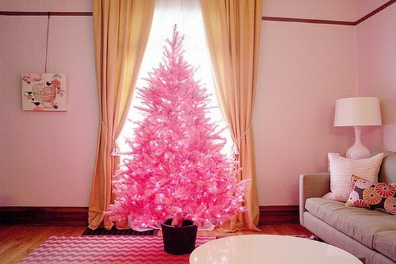 A Holiday Barbie Themed Christmas Tree_15