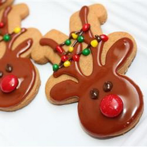 Iced, Decorated, and Shaped Cookies for Holidays_15