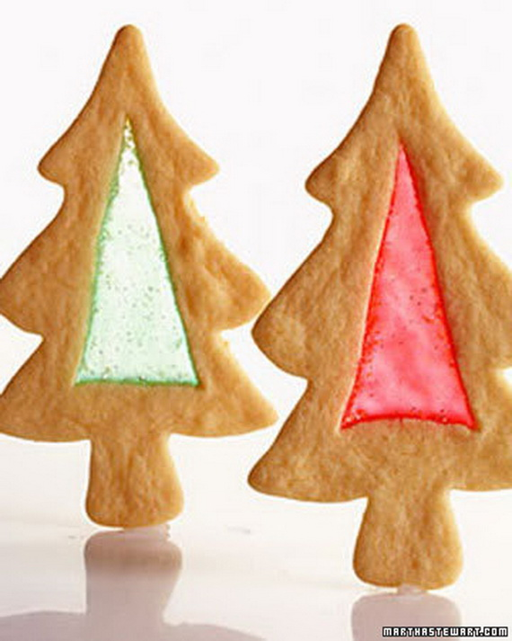 Iced, Decorated, and Shaped Cookies for Holidays_20