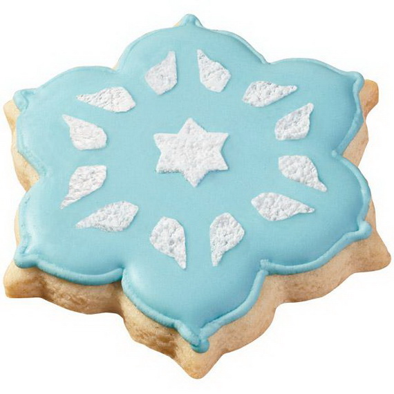 Iced, Decorated, and Shaped Cookies for Holidays_59