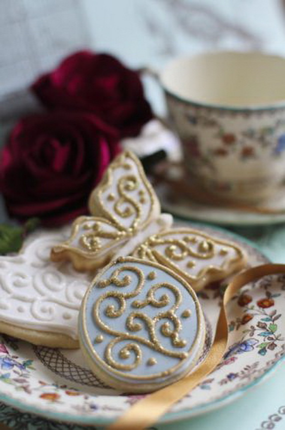 Iced, Decorated, and Shaped Cookies for Holidays_66