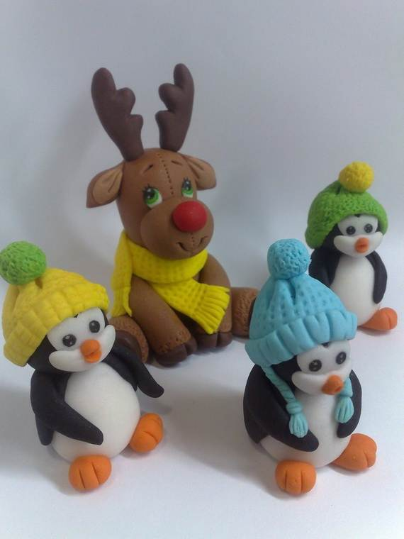 Polymer-Clay-Christmas-Holiday-Decoration-35