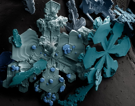 Snowflakes and Snow Crystals_11