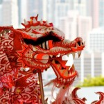 Chinese holiday ,Year of the Dragon