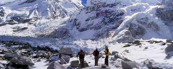 Mount Everest, Highest Mountain on Earth (1)