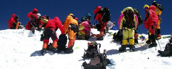 Mount Everest, Highest Mountain on Earth (17)