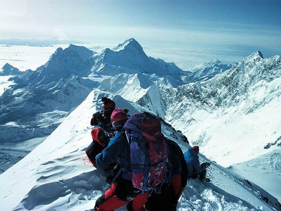 Mount Everest, Highest Mountain on Earth (22)