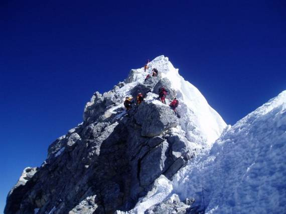 Mount Everest, Highest Mountain on Earth (3)