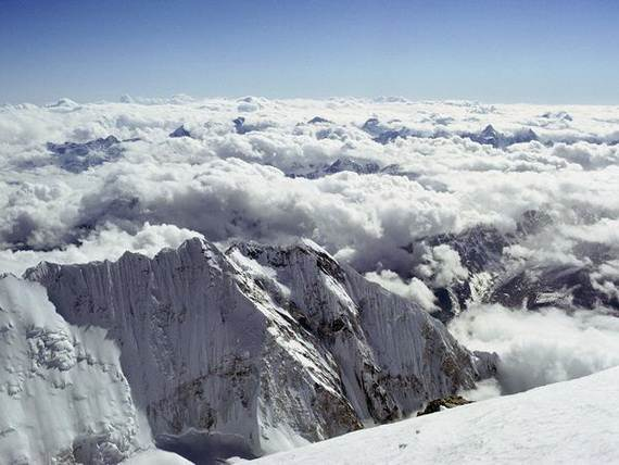Mount Everest, Highest Mountain on Earth (4)