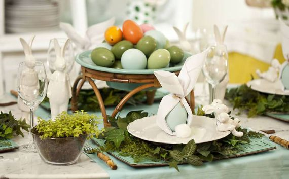 Easter Holiday Decorations for the Home