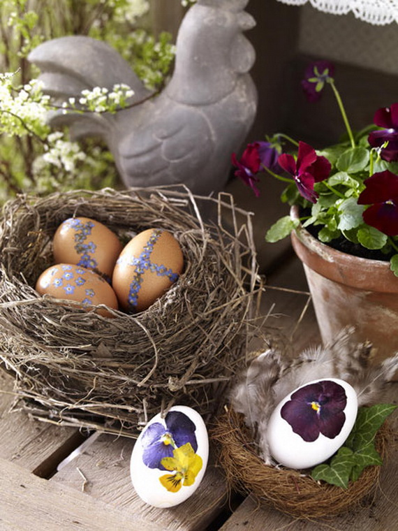 Spring and Easter Holiday Decorations _13