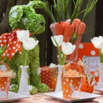 Super Elegant Easter Holiday Decorations Ideas