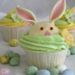 Easter Bunny Cupcake & Cake Decorating Ideas