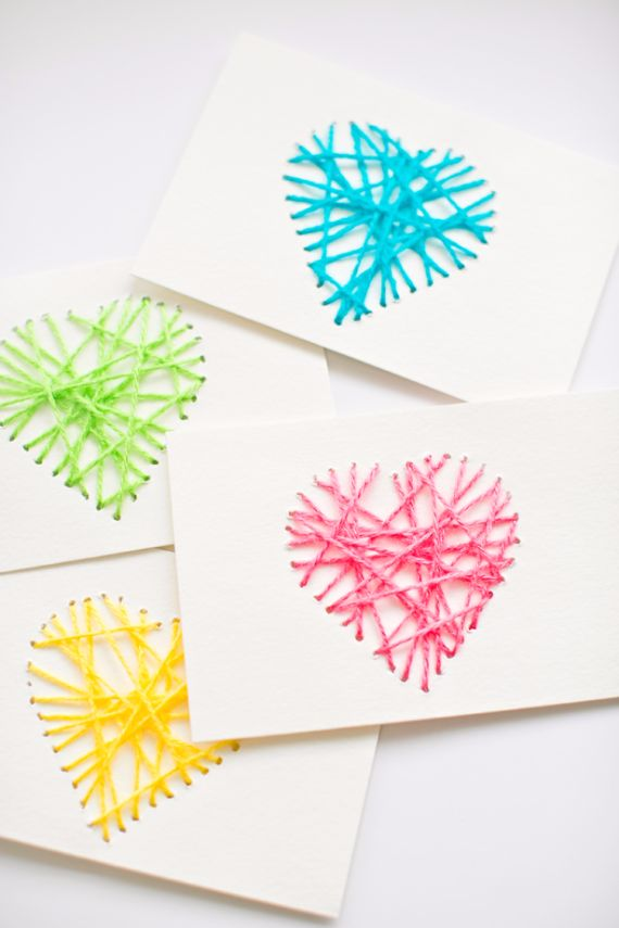 2-Homemade Mothers Day Greeting Card Ideas