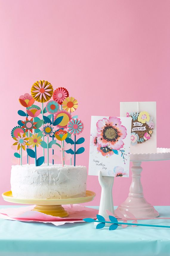 Homemade Mothers Day Greeting Card Ideas 9 (1)