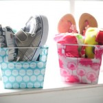 Personalized Handmade Toy  Easter Gift Basket for Kids