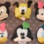 Holiday Fun Cute Disney Cake and Cupcake Ideas