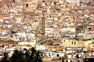 Medina of Fez, Morocco  A UNESCO World Heritage Site