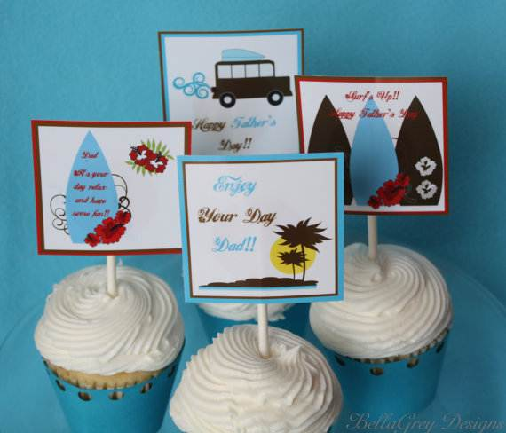 D-sitesHOLIDAYSfather-daycup-cakeCupcake-Decorating-Ideas-On-Fathers-Day-_16