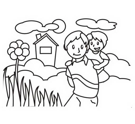 Father's-day-Holiday-coloring-pages-_17