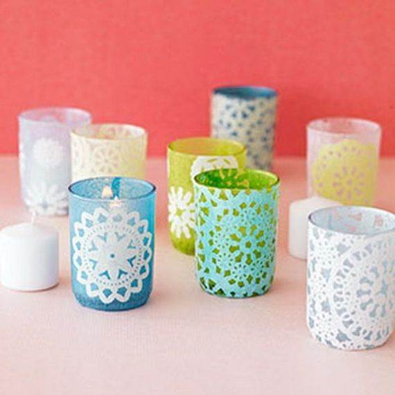Father's Day Candle Craft Ideas  (1)