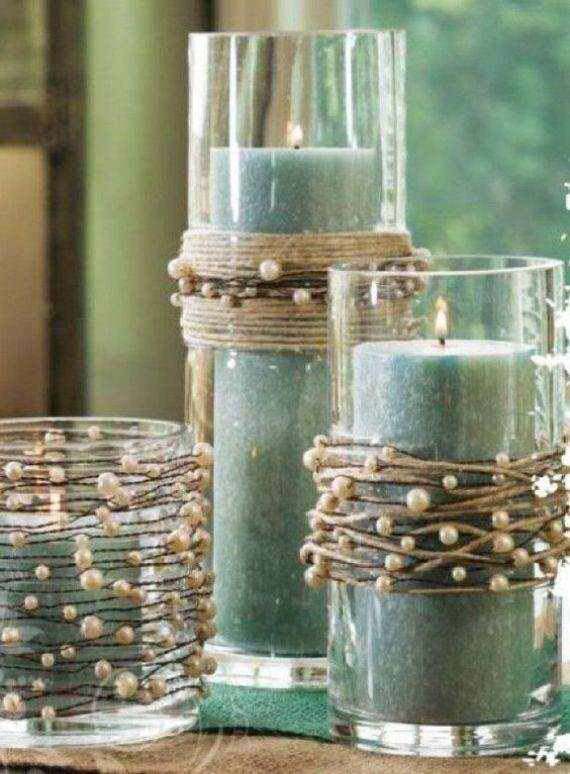 Father's Day Candle Craft Ideas  (7)