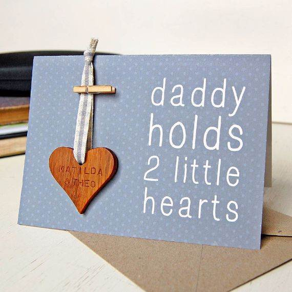 Homemade Fathers Day Card Ideas  (20)