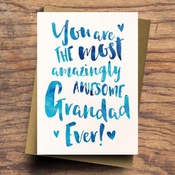 Homemade Fathers Day Card Ideas  (4)