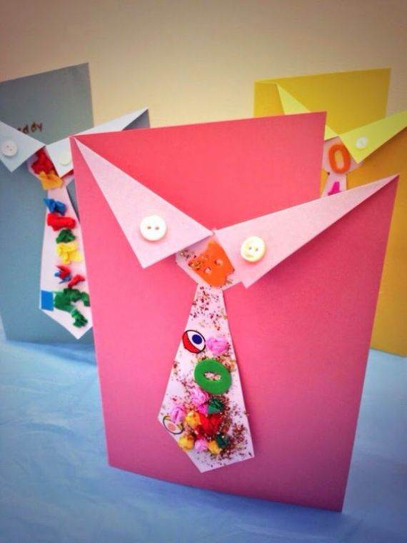 Homemade Fathers Day Card Ideas (9)