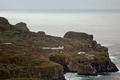 Gough and Inaccessible Islands, UK. a  World Heritage Site