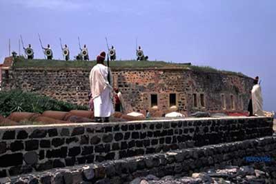 Île de Gorée, Senegal a UNESCO World Heritage Site
