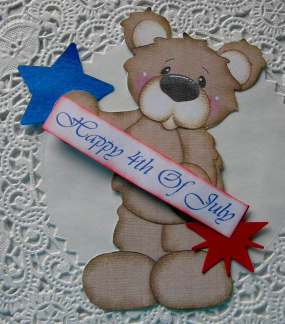 4th July Independence Day Homemade  Greeting Cards (14)