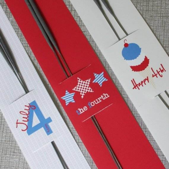 4th July Independence Day Homemade  Greeting Cards (2)