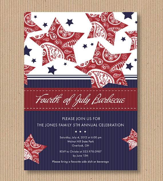4th July Independence Day Homemade  Greeting Cards (23)