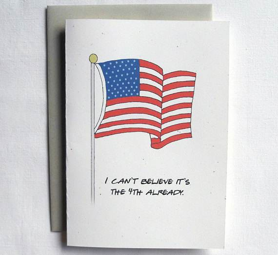 4th July Independence Day Homemade  Greeting Cards (31)