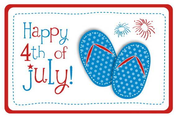 4th July Independence Day Homemade  Greeting Cards (52)
