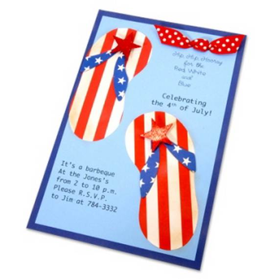 4th July Independence Day Homemade  Greeting Cards (54)
