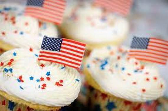 Independence Day Cupcake, Patriotic Theme Ideas