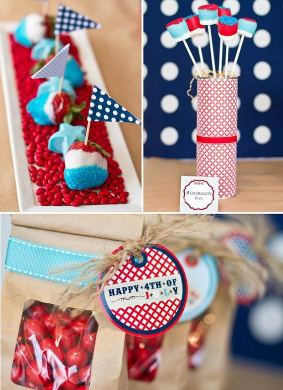 Independence day Cupcakes Decorating Ideas (27)