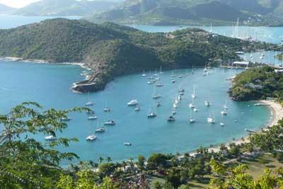 Antigua,Caribbean Islands Holidays