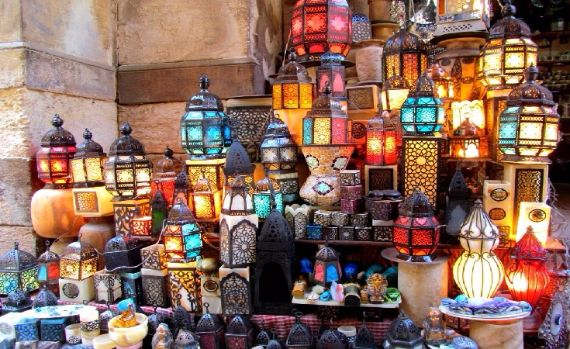 The Origins Of The Ramadan Lantern Fanous Of Egypt And