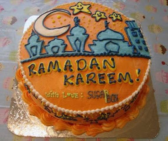 Ramadan Themed Cakes Amp Cupcakes Decorating Ideas Family