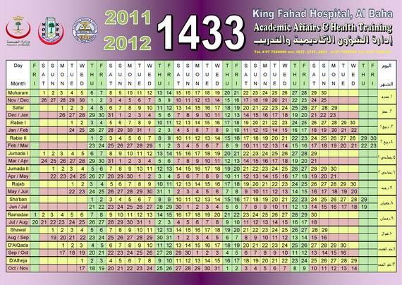 The-Islamic-Lunar-Calendar-Muslim-Calendar-or-Hijri-Calendar-and-Gregorian-Calendar-_02